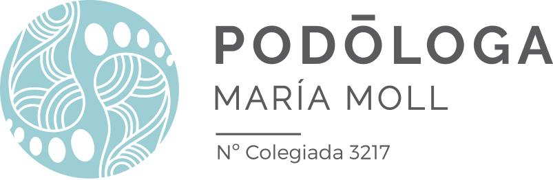 Podóloga María Moll
