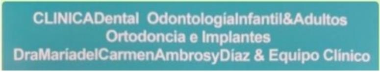 Clinica ODONTOLOGÍA INFANTIL y ADULTOS