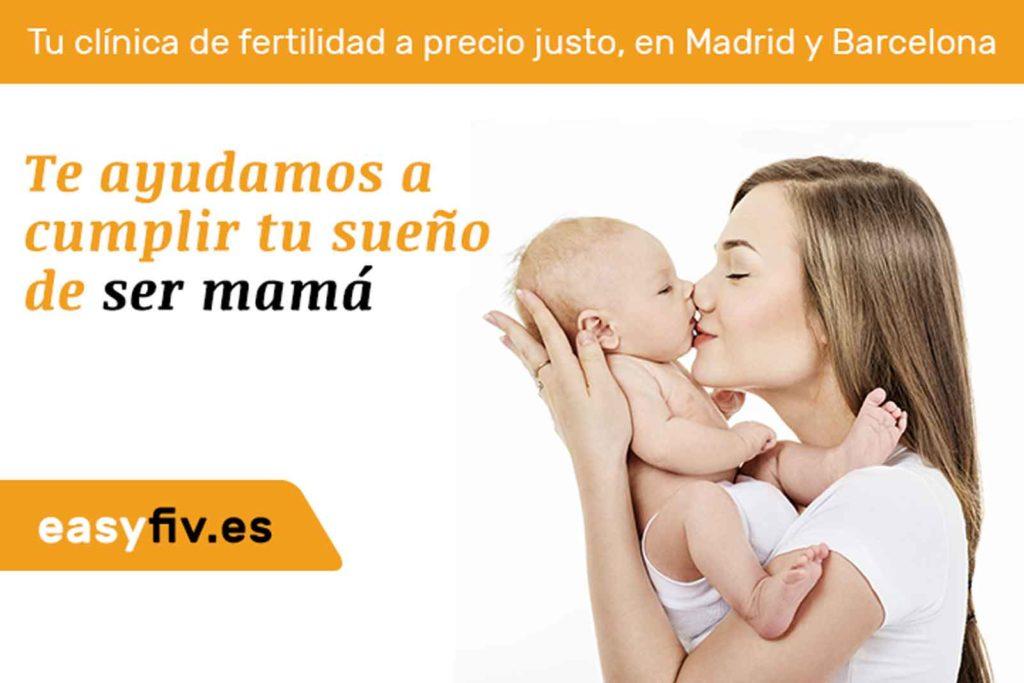 Clínicas de fertilidad EASYFIV - Madrid