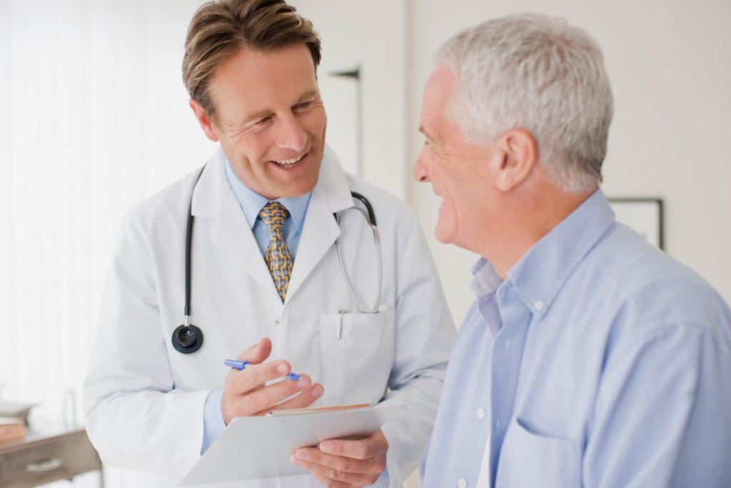 Consulta de Medicina Interna Dr. Carrascal