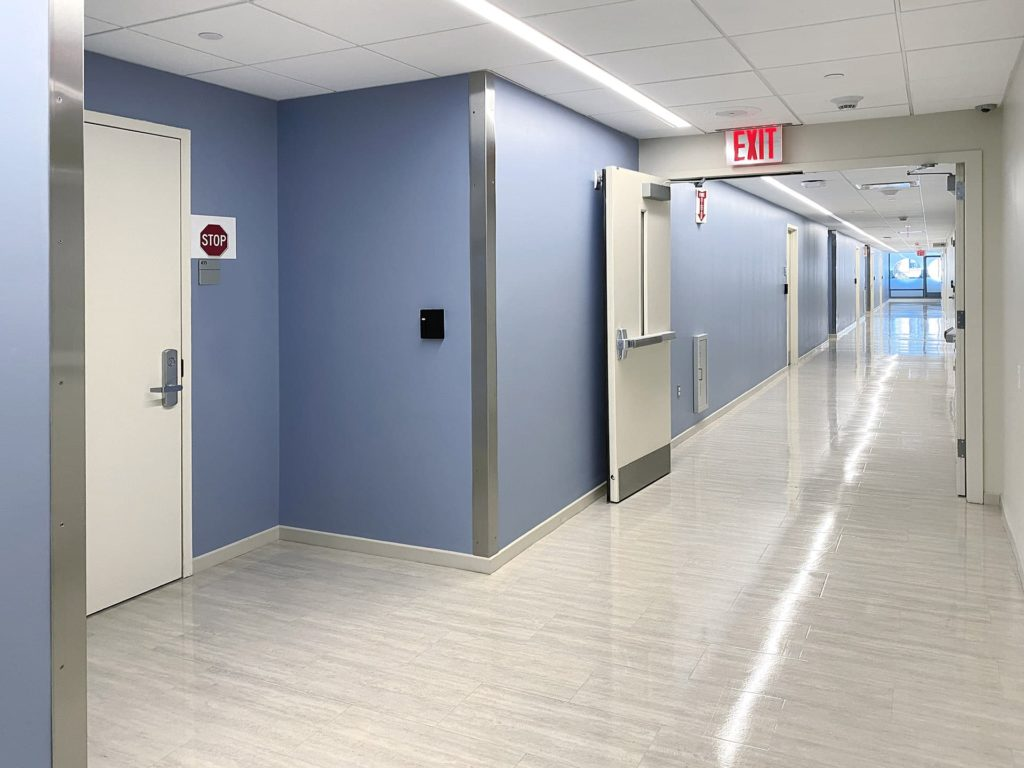 Unidad de Convalecencia del Hospital Santos Reyes En Recinto Ferial